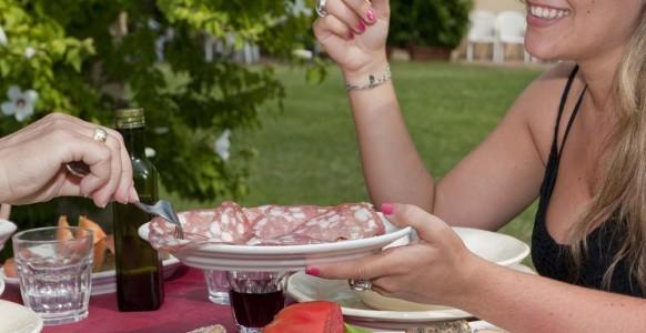 Agriturismo con ristorante a Pomarance